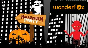 Wonderfox Halloween Giveaway