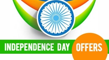 71st Independence Day Offers 2017