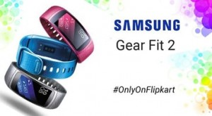 Samsung Gear Fit2 Smartband