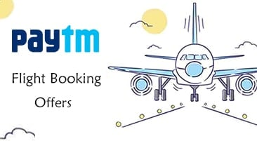 Paytm flight coupons