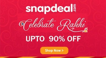 2b7a159afbc Snapdeal Rakhi Special  Upto 85% off on Gifts and Nivea Items