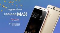 Coolpad Max A8 Online
