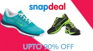 Snapdeal Sports Shoes Offer