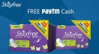 Paytm Stayfree offer
