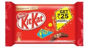 Amazon Kitkat Offer