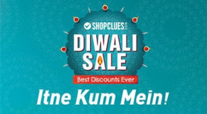 Shopclues Diwali Sale Offers