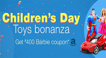 Amazon Children's Day offers