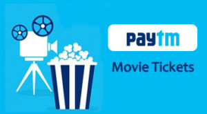 Paytm Movie Tickets Offer for 2017