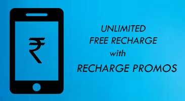 Unlimited Free Recharge with Recharge-promos and Apps 2016