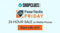 Shopclues Fonetastic Friday Offers