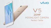 Vivo V5 Price in India
