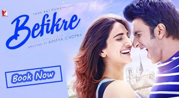 Befikre Movie Ticket Offers