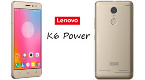 K6 Power Mobile Price