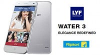 LYF Water 3 Jio 4G Offer