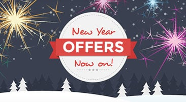 New Year Offers 2017