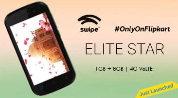 Swipe Elite Star Lowest Price