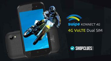 Swipe Konnect 4G Lowest Price