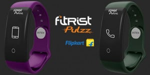 Intex Fitrist Pulzz smart band