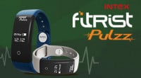 Intex FitRist Pulzz price in India