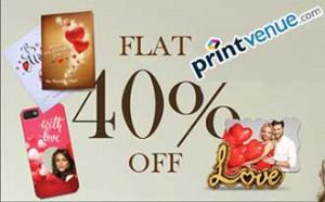 Printvenue Valentines Day Offers