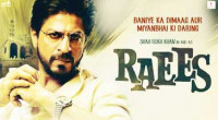 Raees Movie Ticket Booking