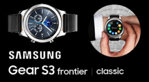 Samsung Gear S3 Smartwatch Price in India