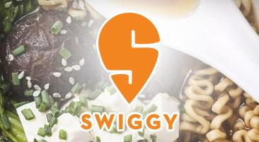 Swiggy Coupons on Food Order