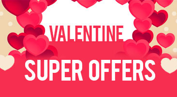 Valentines Day Offers 2017