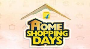 Flipkart Home Shopping Days 2017