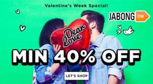 Jabong Valentines Fashion Store