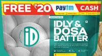 Paytm ID Food Offer Cash Code