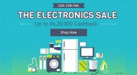 Paytm Electronic Sale Offers 2017