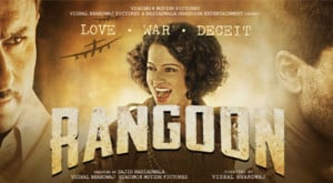 Rangoon Movie Offers Ticket Booking