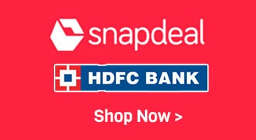 Snapdeal discount coupon for electronics