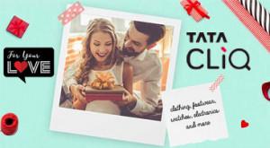 TataCLiQ Valentine's Week Offers