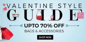 Voonik Valentines Special Offers