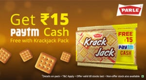 Paytm KrackJack Offer Free Paytm Cash
