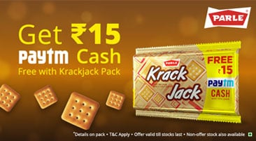 Paytm KrackJack Offer Free Paytm Cash