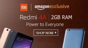 Xiaomi Redmi 4A Price in India