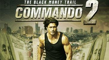 Commando 2 Movie Offers