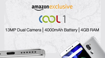 Coolpad Cool 1 Price in India