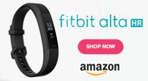 Fitbit Alta HR Price in India