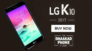 LG K10 2017 Price in India