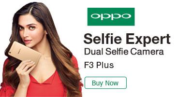 Oppo F3 Plus Price in India