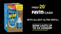 Paytm AllOut Offer Free Cash Code