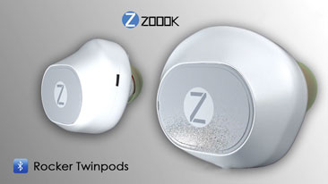 Zoook Rocker Twinpods Price in India