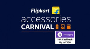 Flipkart Accessories Carnival Offers