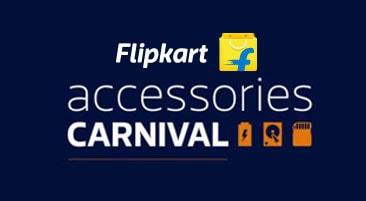 Flipkart Accessories Carnival 2017
