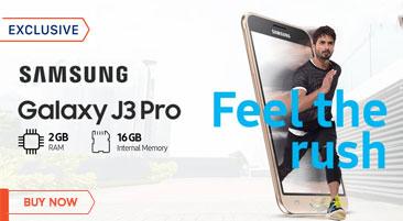 Samsung Galaxy J3 Pro Price Online