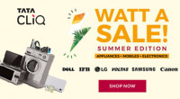 TataCliq Watt A Sale offers
